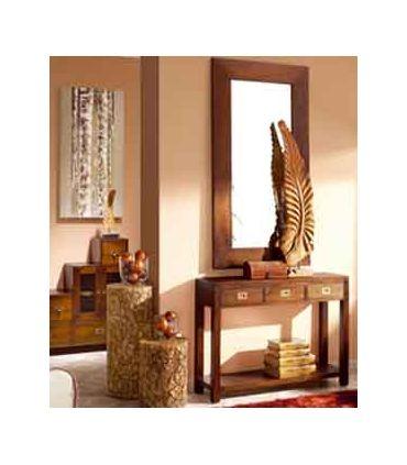 Muebles rústicos y coloniales
