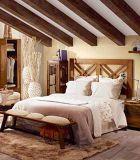 Dormitorios rústicos y coloniales