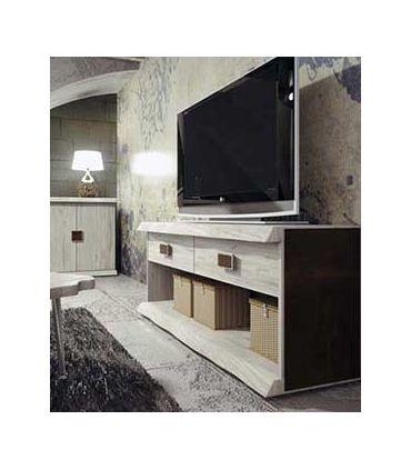 Mesas de television vintage industrial