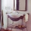 Domingo Cuxart ( BARCELONA ) Muebles rústicos para cuartos de baño