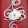 Miguel. Novillas ( ZARAGOZA ) Relojes de Pared con diseños originales en color gris