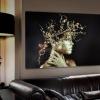 Alejandro. ( BARCELONA ) Cuadros de pared con láminas fotográficas modelos Mujer Dorada y Reflejo