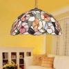 Cristina. ( LUGO ) Lámpara de techo estilo Tiffany colección Tradición