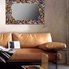 Ana. Águilas ( MURCIA ) Espejos de pared artesanales a medida colección Gaudí