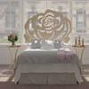 Cabeceros modernos de Forja colección Roses