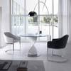 Mesas Redondas para Salón estilo moderno